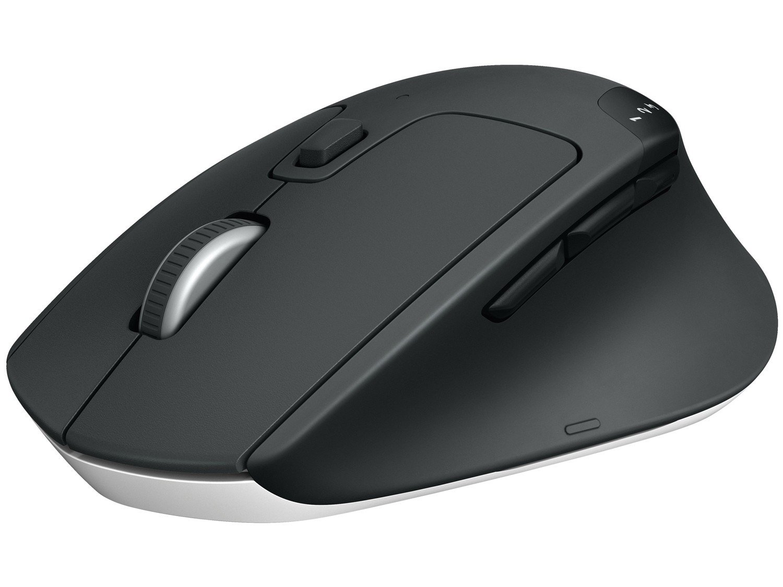 Foto 5 - Mouse Sem Fio Óptico 1000 dpi Logitech - M720 Triathlon