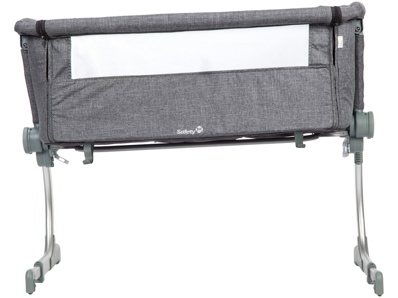 Berço Safety 1st Side By Side MC109 - B - Desmontável 6 Ajustes de Altura - 6