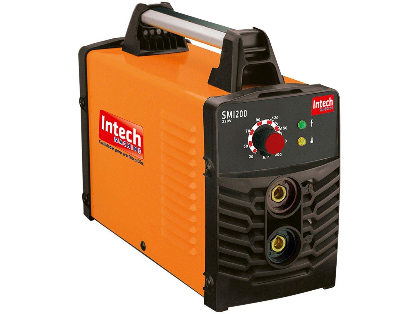 Inversor para Solda Intech Machine SMI200 - 7200W - 220 V