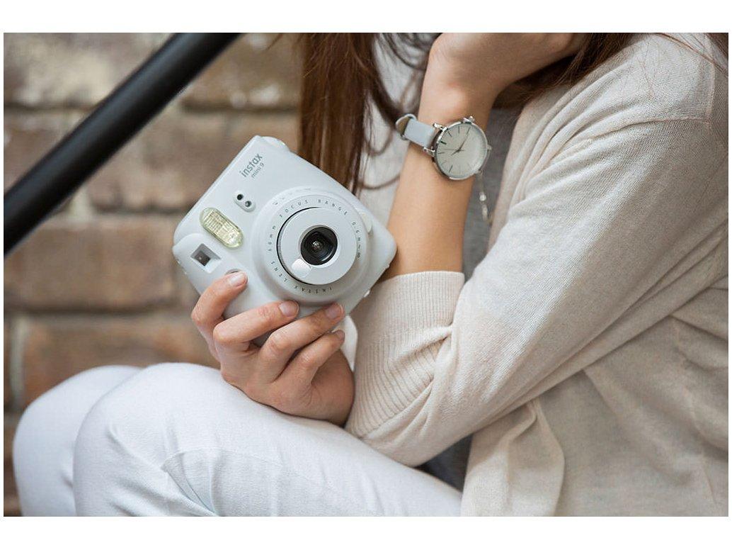 Foto 11 - Câmera Instantânea Fujifilm Instax Mini 9 - Branco Gelo