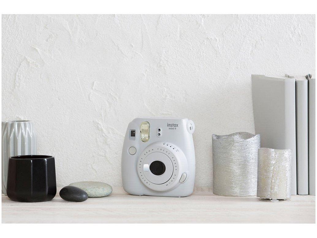 Foto 12 - Câmera Instantânea Fujifilm Instax Mini 9 - Branco Gelo