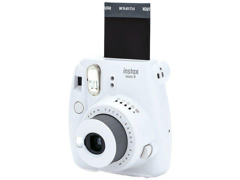 Foto 13 - Câmera Instantânea Fujifilm Instax Mini 9 - Branco Gelo