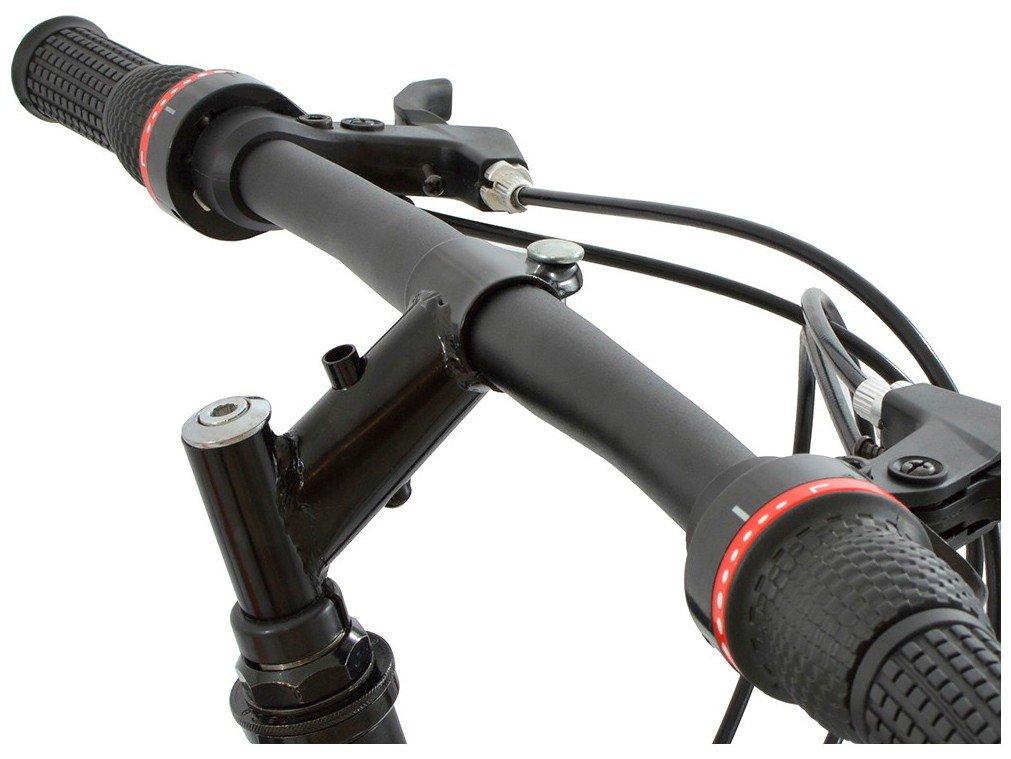 Foto 5 - Bicicleta Polimet 7134 Aro 26 18 Marchas - Freio V-Brake