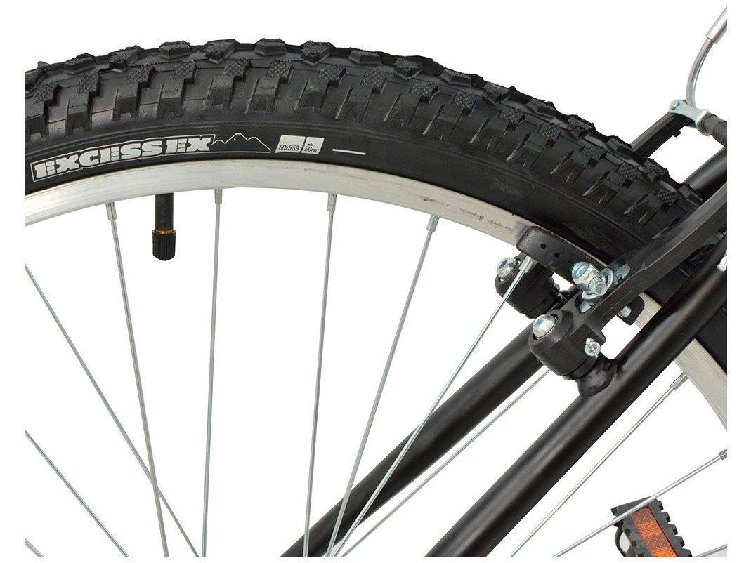 Foto 6 - Bicicleta Polimet 7134 Aro 26 18 Marchas - Freio V-Brake