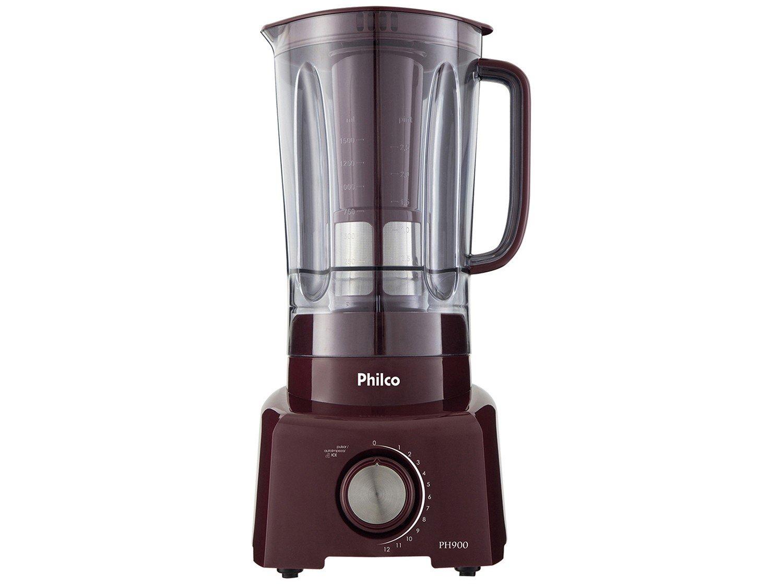 Foto 4 - Liquidificador Philco PH900 12 Velocidades - com Filtro 1200W