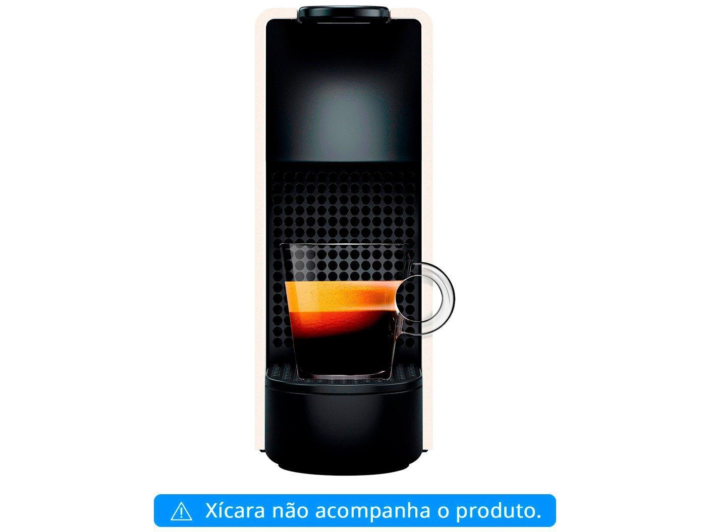 Cafeteira Expresso 19 Bar Nespresso Essenza Mini - Branca - 110 V - 2