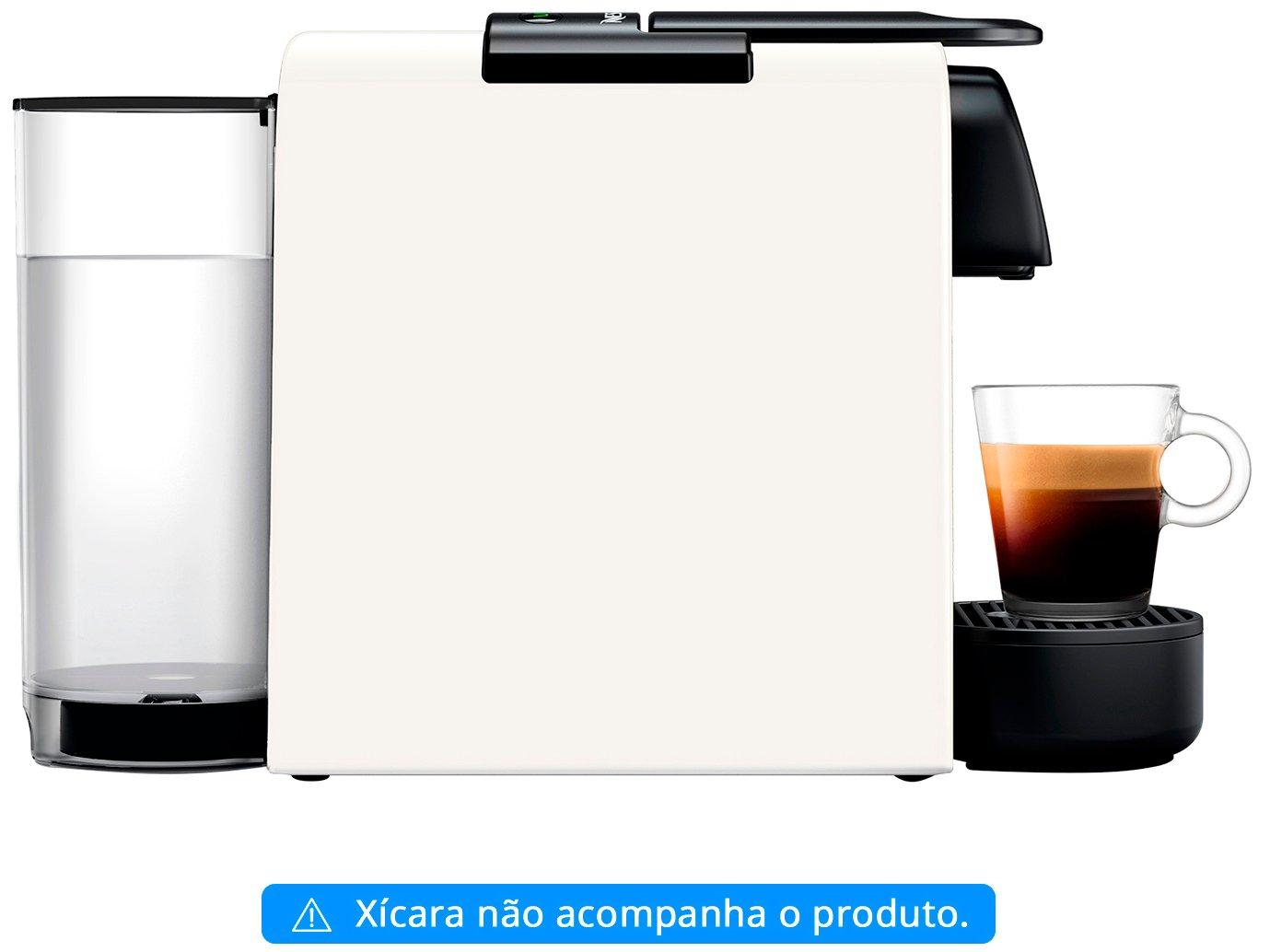 Cafeteira Expresso 19 Bar Nespresso Essenza Mini - Branca - 110 V - 4