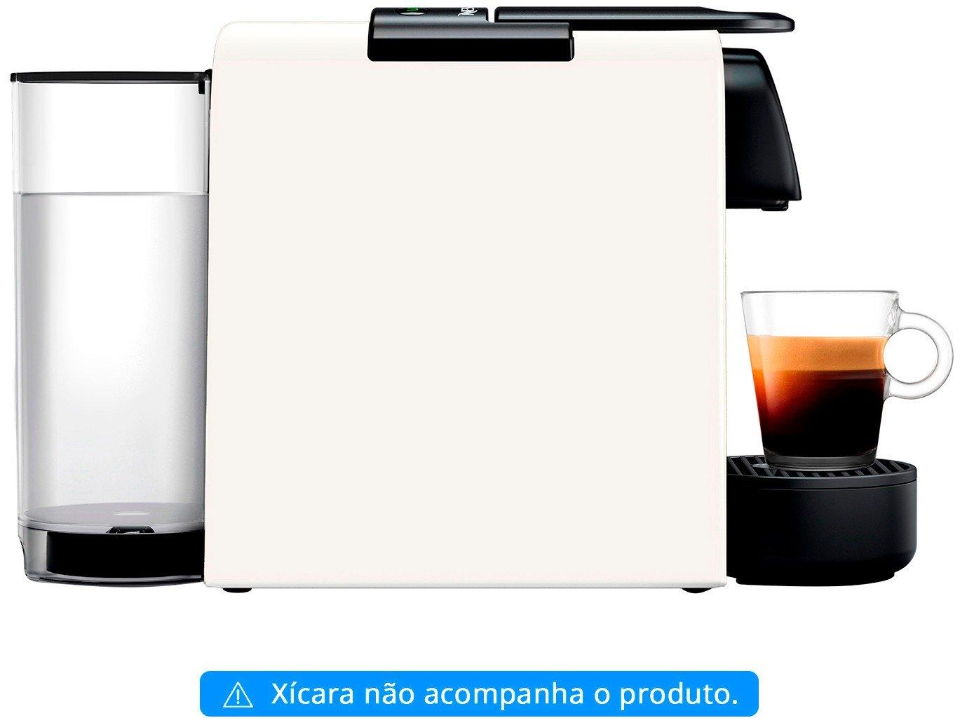 Foto 5 - Cafeteira Expresso 19 Bar Nespresso Essenza Mini - Branca