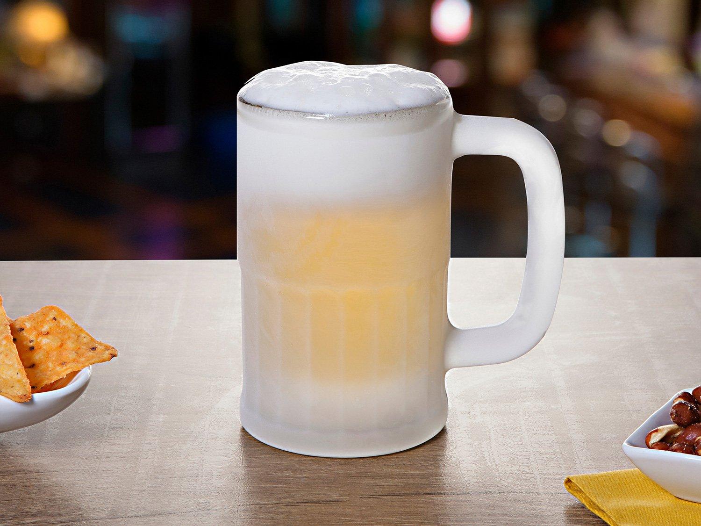 Caneca de Cerveja 355ml Crisal - 1706902 - 1