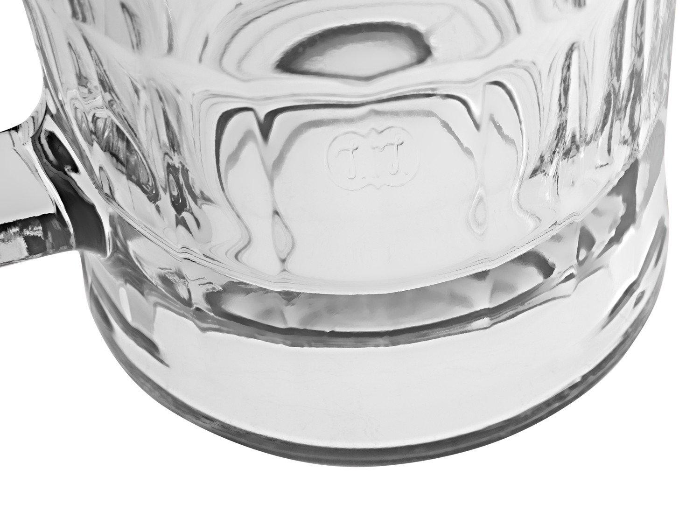 Caneca de Cerveja 355ml Crisal - 1706902 - 2