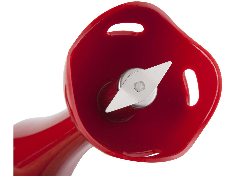 Mixer Mondial Versatile M-12 200W – Vermelho - 110V - 16