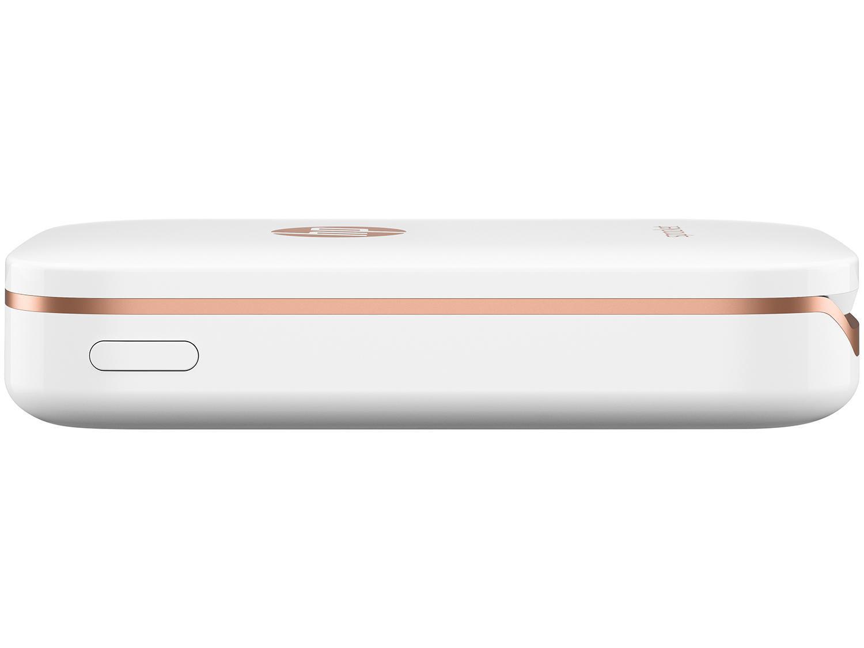 Foto 8 - Impressora Fotográfica para Smartphone HP - Sprocket 100 Colorida Wi-Fi
