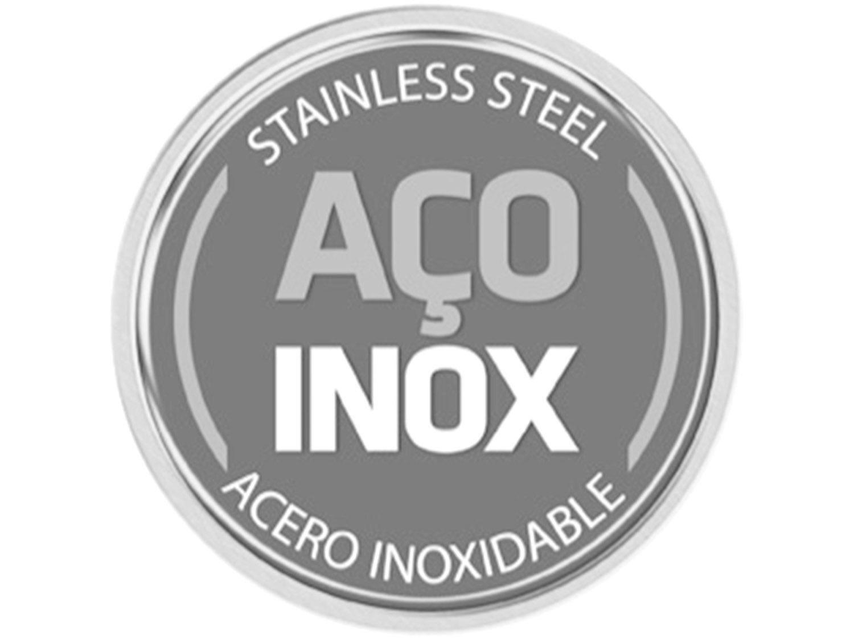 Caçarola Rasa Tramontina Professional Aço Inox Ø 24CM - 7