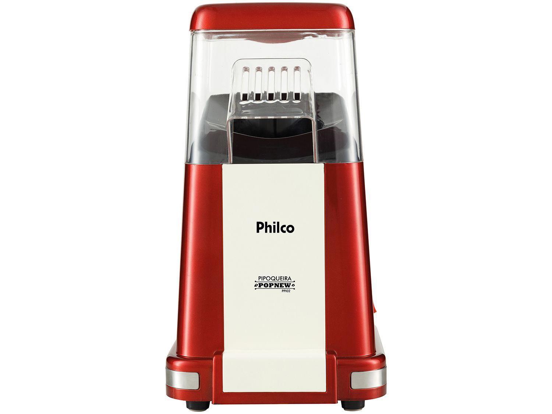 Pipoqueira Elétrica Philco Popnew Retrô PPI02 - Vermelho - 110V - 4