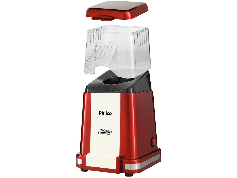 Pipoqueira Elétrica Philco Popnew Retrô PPI02 - Vermelho - 110V - 6