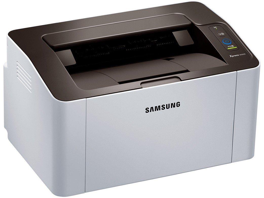 Foto 3 - Impressora Samsung Xpress SL-M2020 Laser - USB