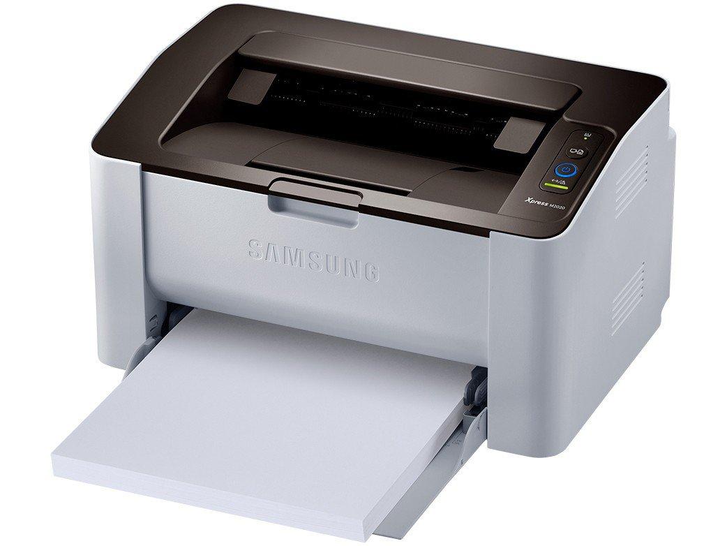 Foto 4 - Impressora Samsung Xpress SL-M2020 Laser - USB