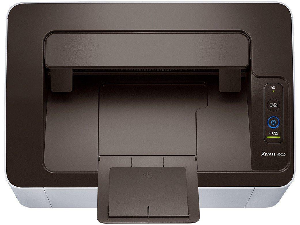 Foto 5 - Impressora Samsung Xpress SL-M2020 Laser - USB