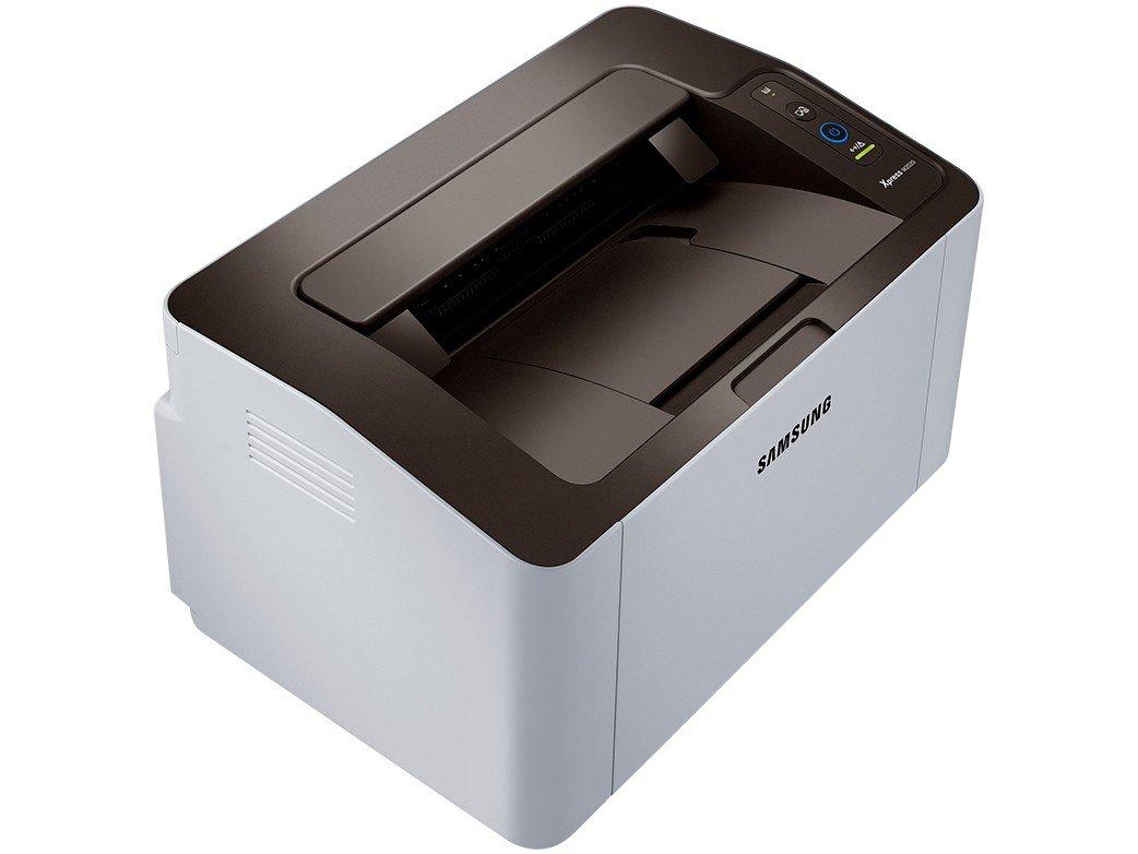 Foto 6 - Impressora Samsung Xpress SL-M2020 Laser - USB