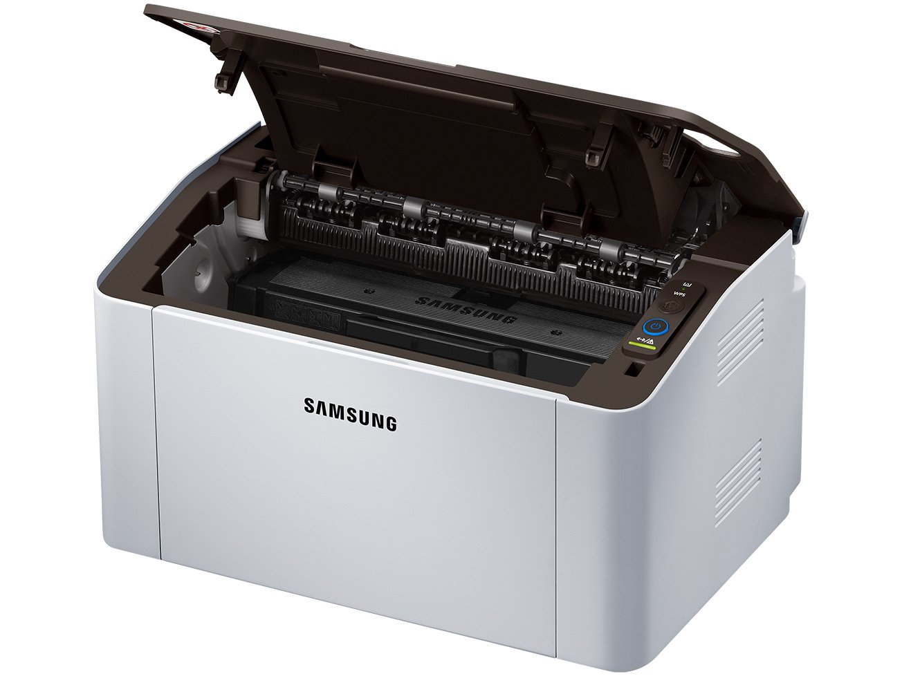 Foto 7 - Impressora Samsung Xpress SL-M2020W Laser - Wi-Fi USB NFC