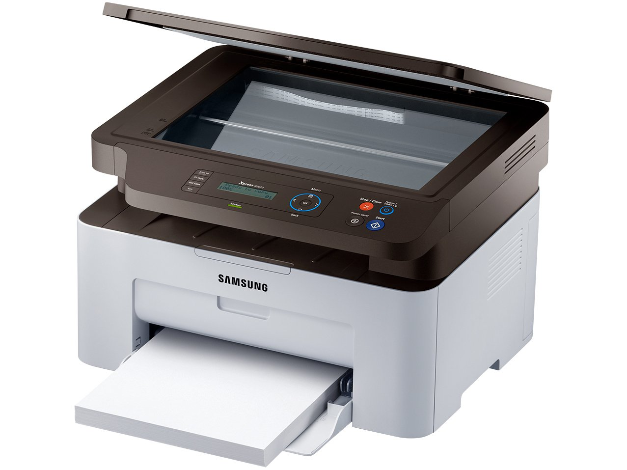 Foto 6 - Multifuncional Samsung Xpress M2070 - Monocromática Laser USB 2.0