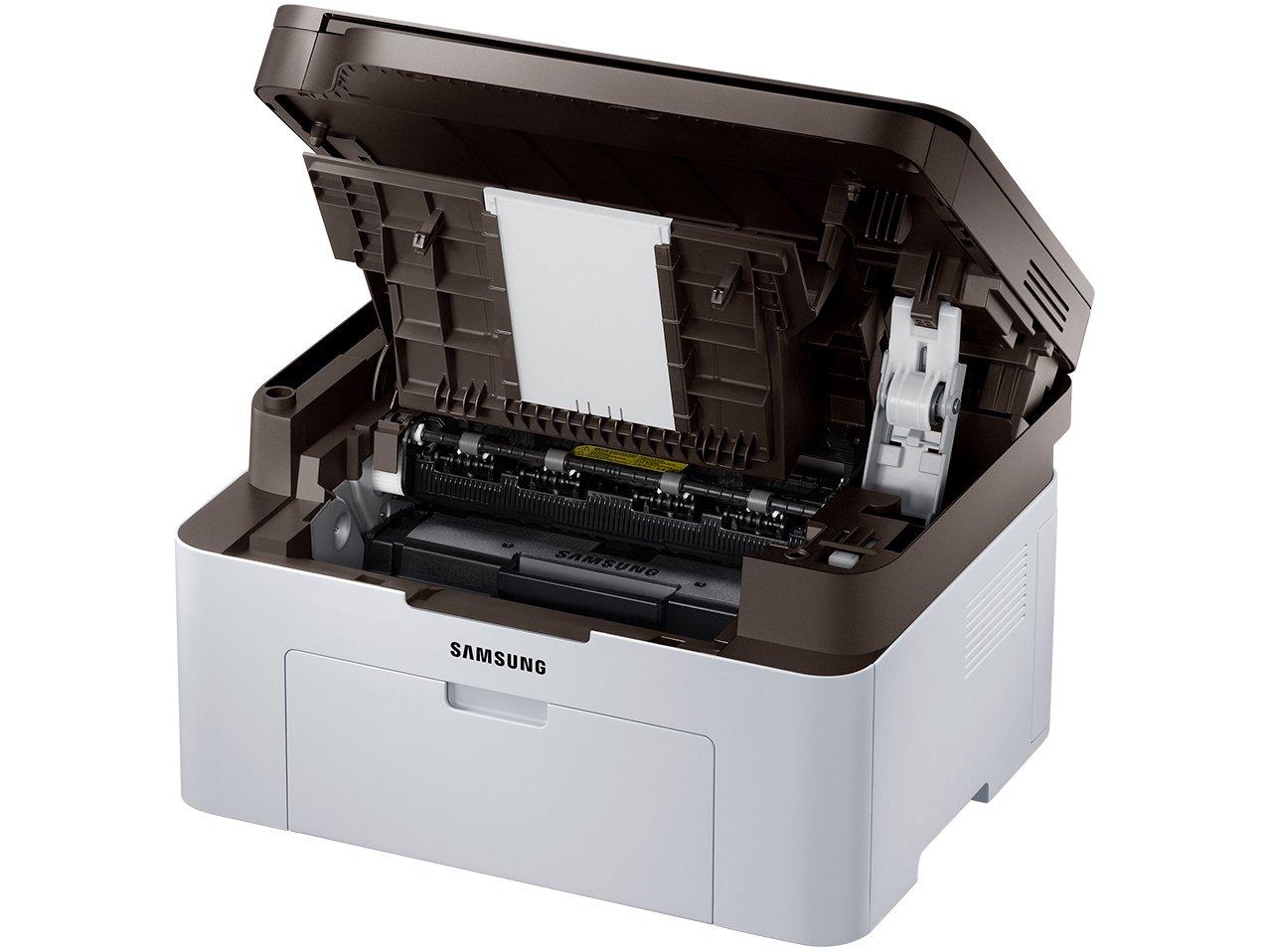 Foto 8 - Multifuncional Samsung Xpress M2070 - Monocromática Laser USB 2.0