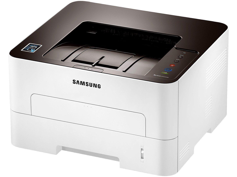 Foto 1 - Impressora Samsung Xpress M2835DW Laser - Wi-Fi USB NFC
