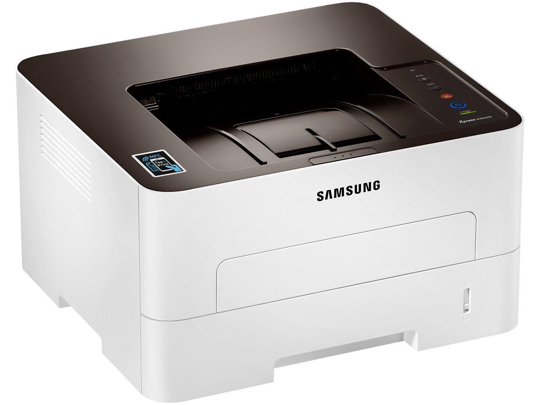 Foto 3 - Impressora Samsung Xpress M2835DW Laser - Wi-Fi USB NFC