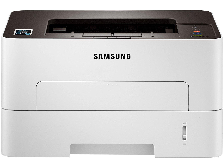 Foto 4 - Impressora Samsung Xpress M2835DW Laser - Wi-Fi USB NFC
