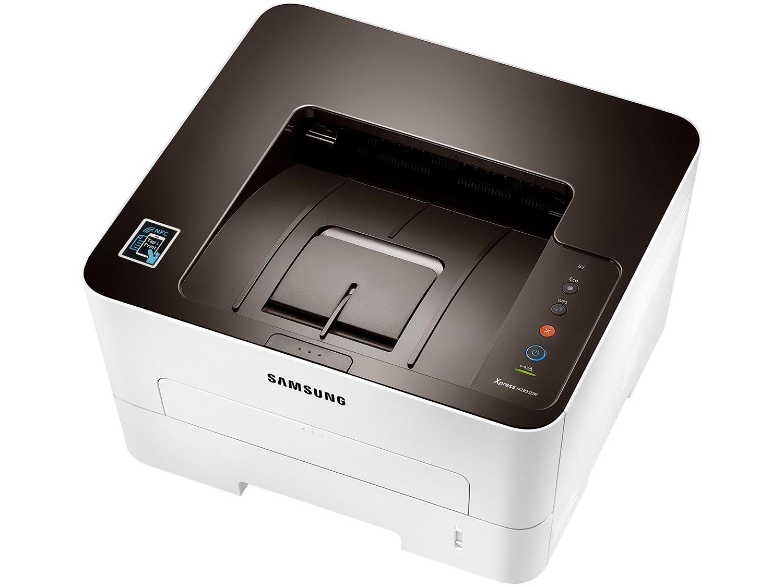 Foto 6 - Impressora Samsung Xpress M2835DW Laser - Wi-Fi USB NFC