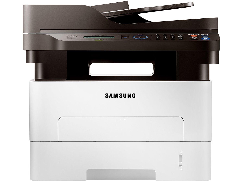 Foto 2 - Impressora Multifuncional Samsung Xpress M2885FW - Laser Wi-Fi Monocromática USB NFC