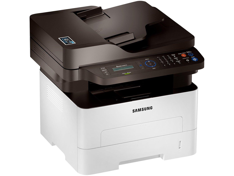 Foto 3 - Impressora Multifuncional Samsung Xpress M2885FW - Laser Wi-Fi Monocromática USB NFC