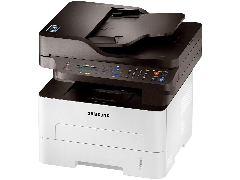 Foto 4 - Impressora Multifuncional Samsung Xpress M2885FW - Laser Wi-Fi Monocromática USB NFC