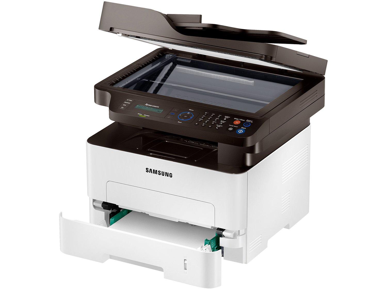 Foto 5 - Impressora Multifuncional Samsung Xpress M2885FW - Laser Wi-Fi Monocromática USB NFC