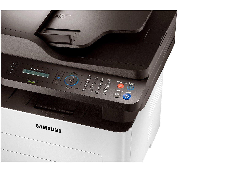 Foto 7 - Impressora Multifuncional Samsung Xpress M2885FW - Laser Wi-Fi Monocromática USB NFC