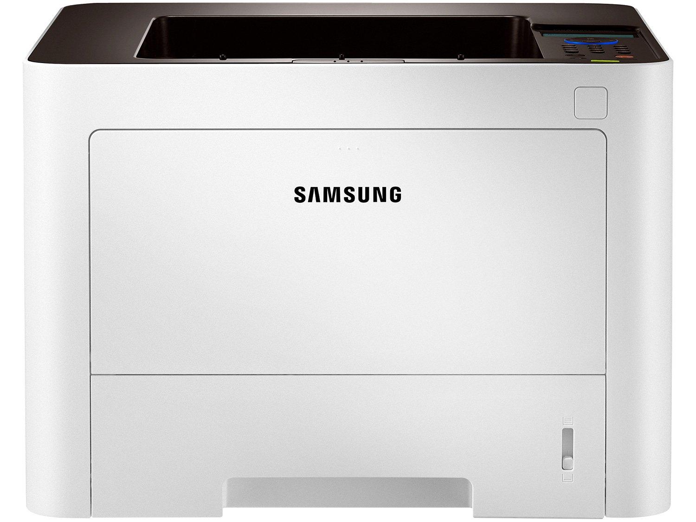Foto 2 - Impressora Samsung Xpress M4025DN Laser - Preto e Branco USB