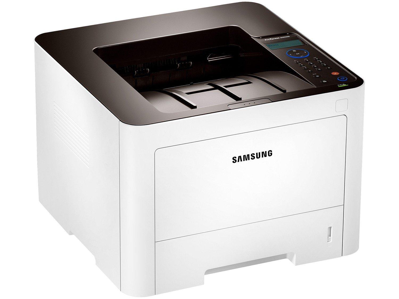 Foto 3 - Impressora Samsung Xpress M4025DN Laser - Preto e Branco USB