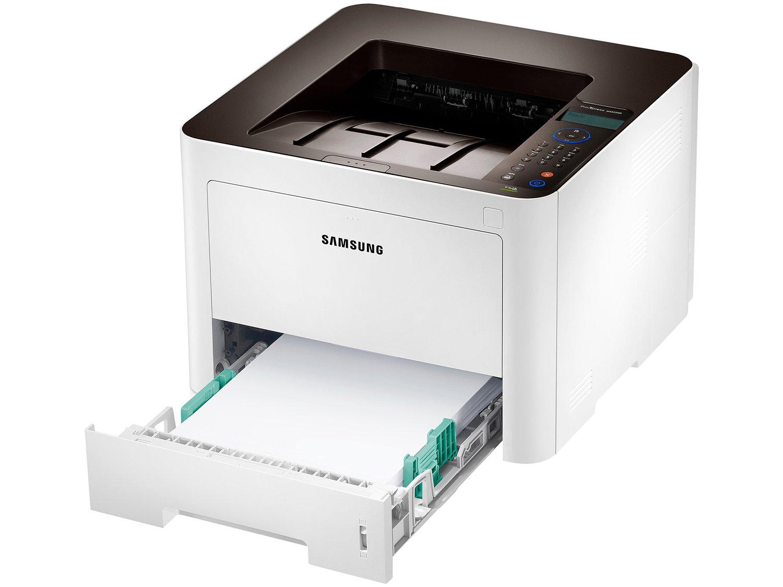 Foto 4 - Impressora Samsung Xpress M4025DN Laser - Preto e Branco USB