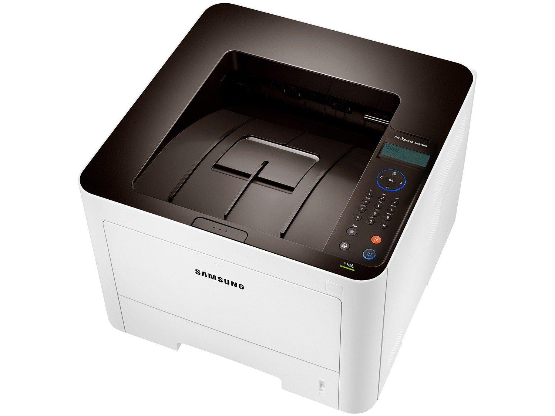 Foto 6 - Impressora Samsung Xpress M4025DN Laser - Preto e Branco USB