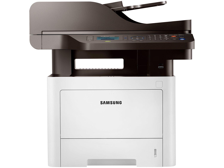 Foto 2 - Multifuncional Samsung Xpress M4075FR Laser - LCD 4 Linhas USB 2.0