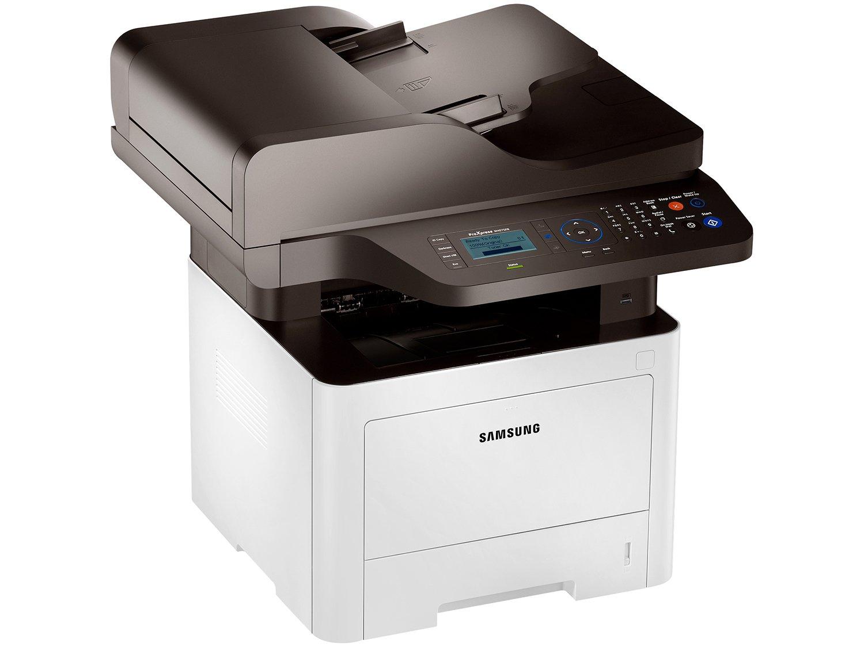 Foto 3 - Multifuncional Samsung Xpress M4075FR Laser - LCD 4 Linhas USB 2.0