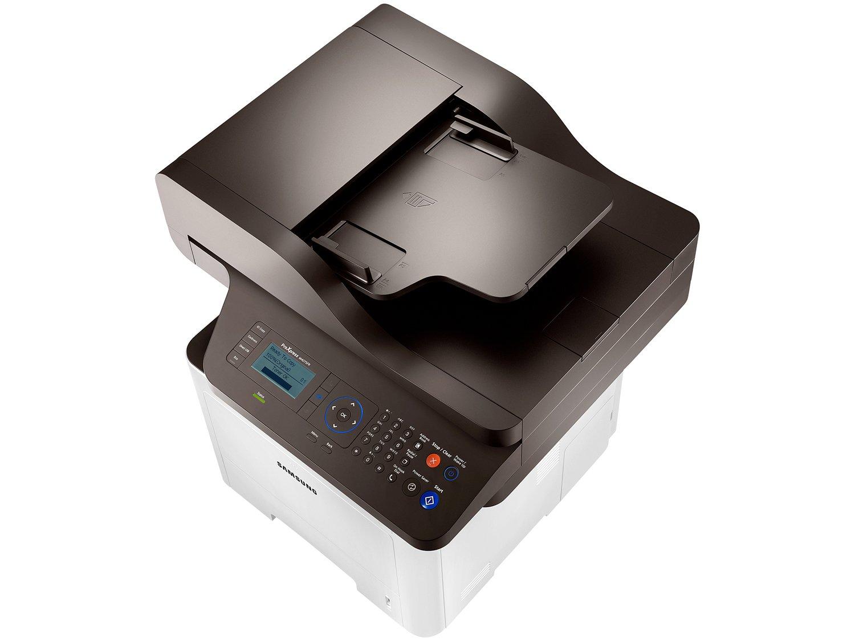 Foto 8 - Multifuncional Samsung Xpress M4075FR Laser - LCD 4 Linhas USB 2.0