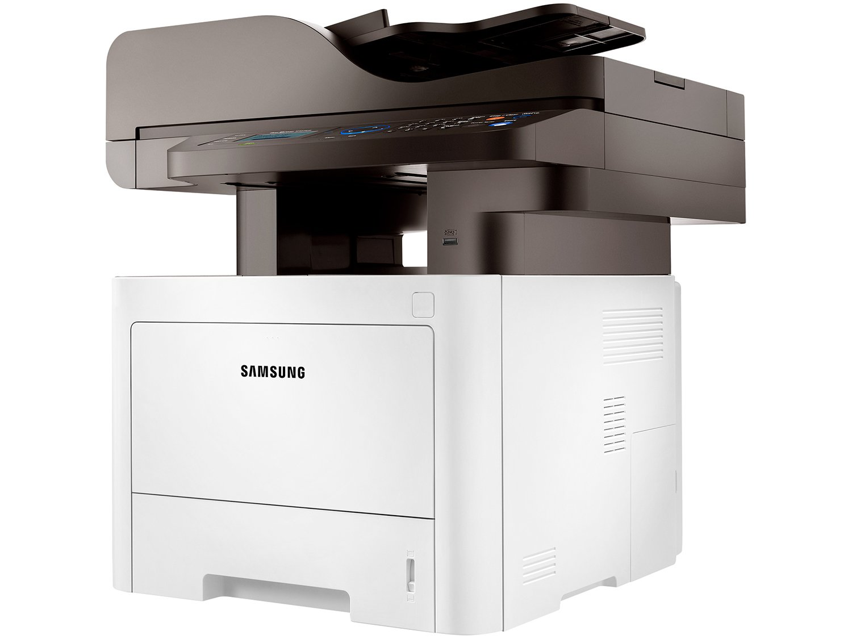 Foto 11 - Multifuncional Samsung Xpress M4075FR Laser - LCD 4 Linhas USB 2.0
