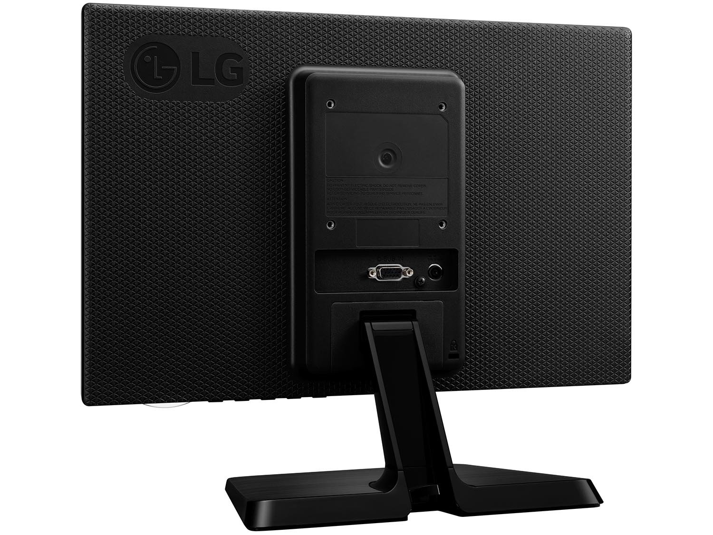 Foto 1 - Monitor LG LED 15,6 HD Widescreen - 16M38A