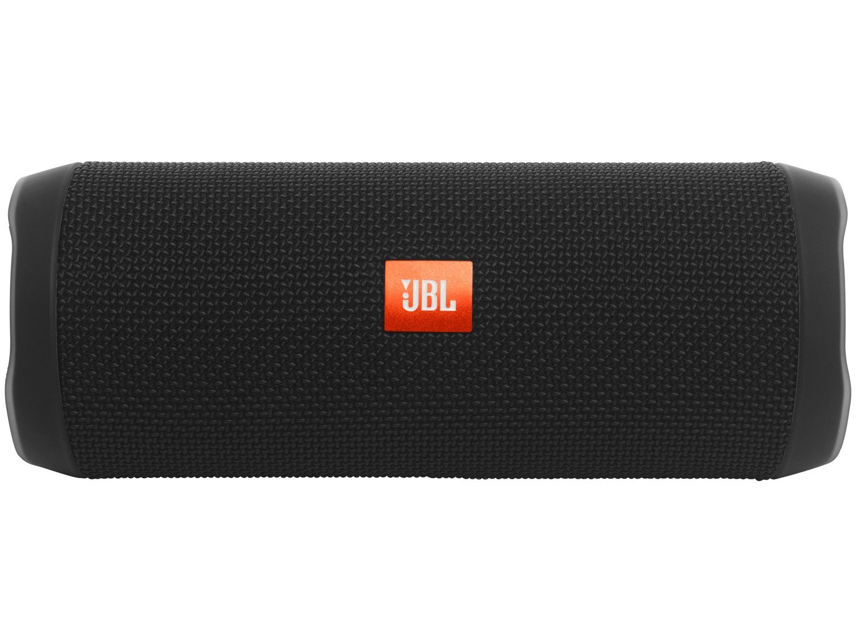 Caixa de Som Bluetooth JBL Flip 4 à Prova de Água - Portátil 16W USB - Bivolt - 1
