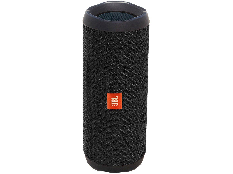 Caixa de Som Bluetooth JBL Flip 4 à Prova de Água - Portátil 16W USB - Bivolt - 2