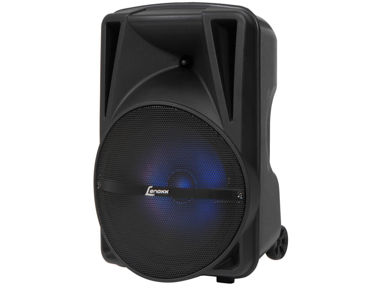 Caixa de Som Bluetooth Lenoxx CA 340 - Amplificada 290W USB - Bivolt - 2