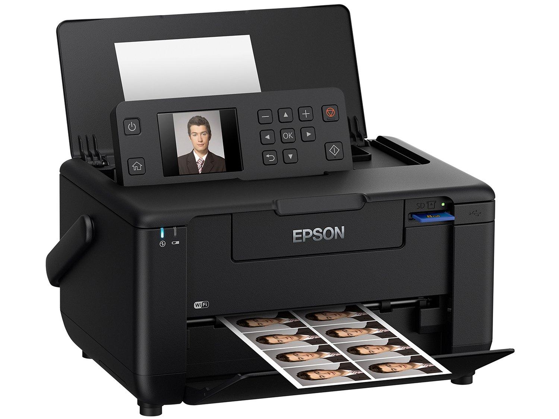 Foto 1 - Impressora Epson Picture Mate PM-525 Fotográfica - Colorida Wi-Fi