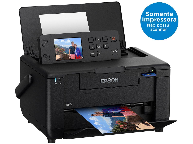 Foto 2 - Impressora Epson Picture Mate PM-525 Fotográfica - Colorida Wi-Fi
