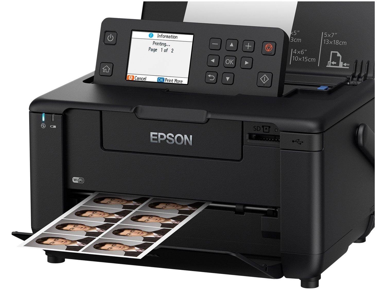Foto 3 - Impressora Epson Picture Mate PM-525 Fotográfica - Colorida Wi-Fi